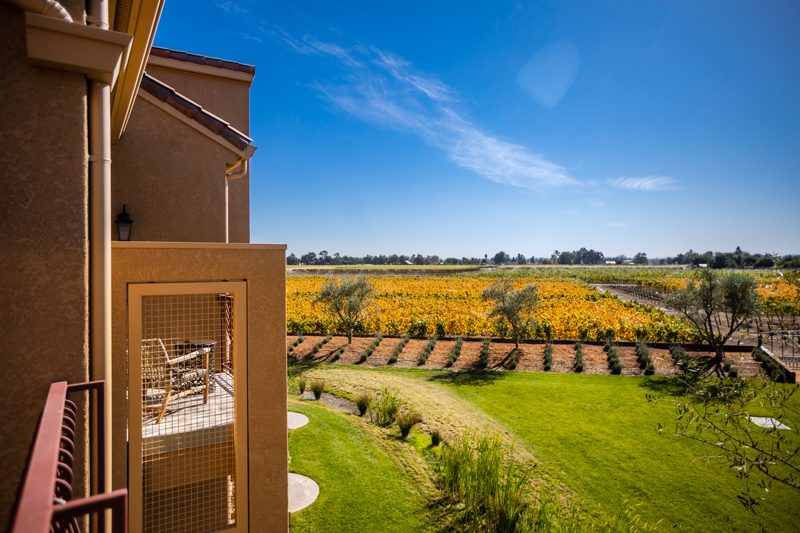 Vintners Resort review featured by top US travel blogger, Alicia Tenise