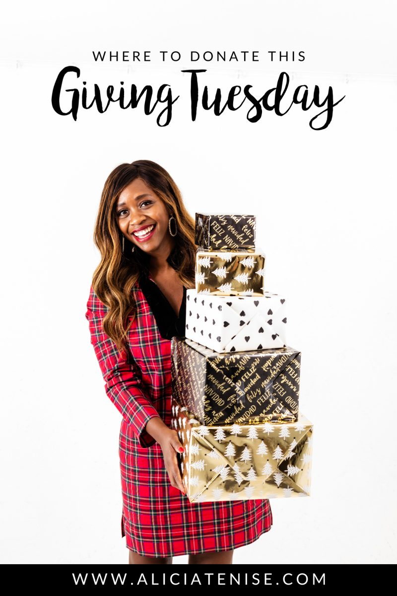 Giving Tuesday | Ways to Give Back This Holiday Season