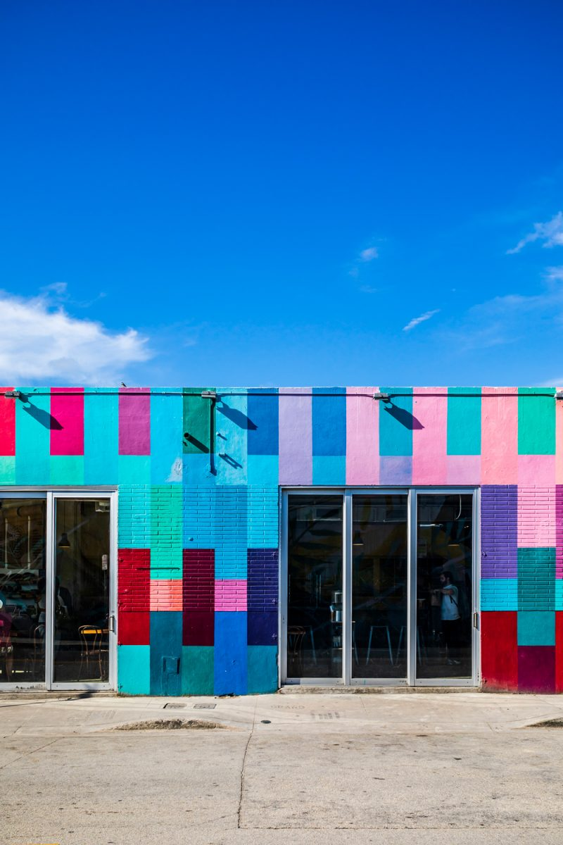 Wynwood Miami Murals | Things to do in Miami in the Spring: image of Wynwood Miami building murals.
