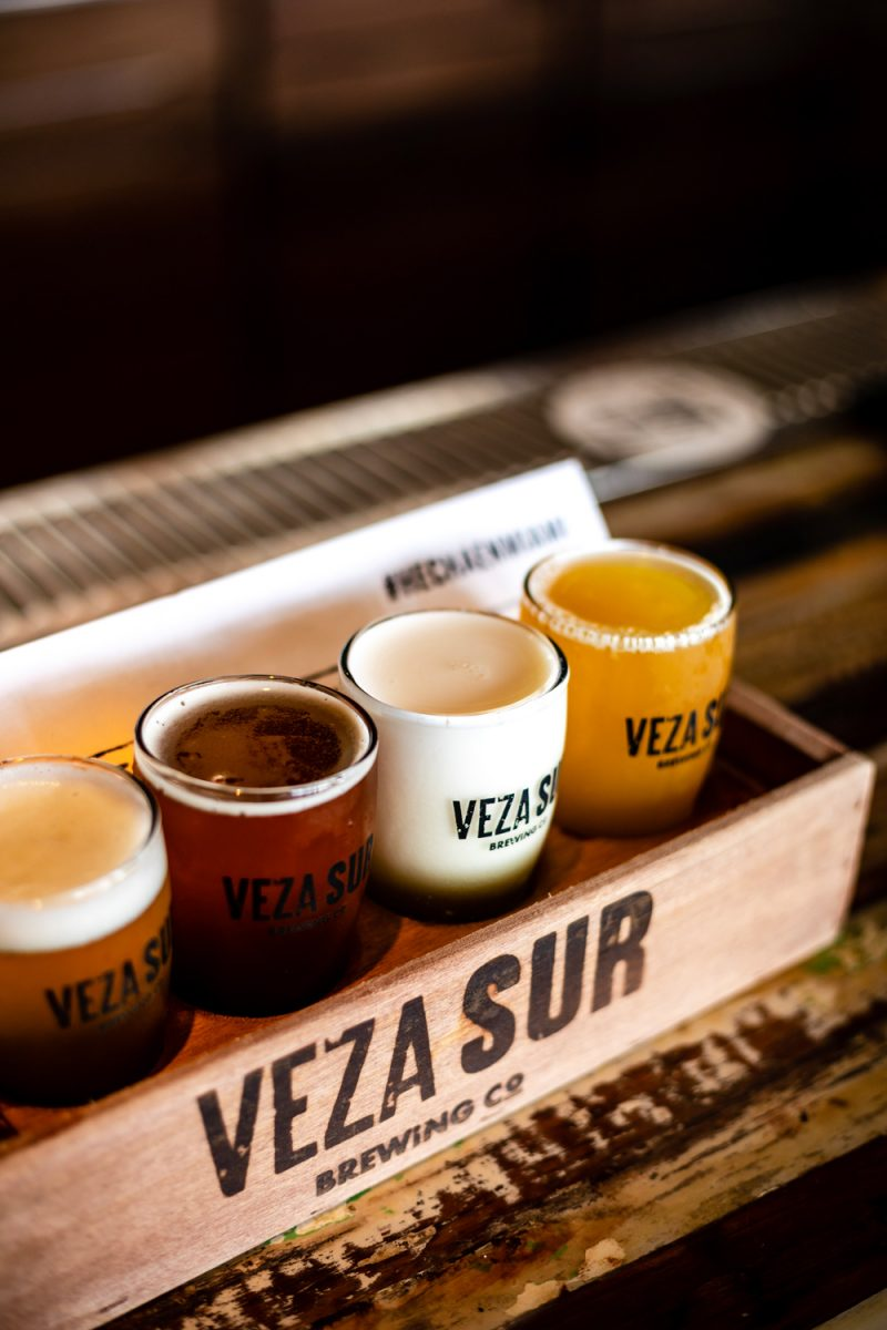 Veza Sur Miami | Things to do in Miami in the Spring: image of Veza Sur brewing.