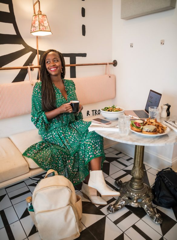 H&R Block Tax Pro Go review: self employed tax tips featured by top DC lifestyle blogger and influencer, Alicia Tenise