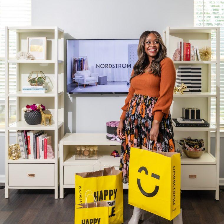 Last minute Nordstrom Anniversary Sale picks by top VA fashion blogger, Alicia Tenise