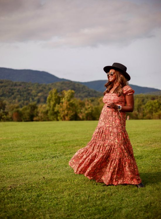 Free People Getaway Midi Dress, King Family Vineyard