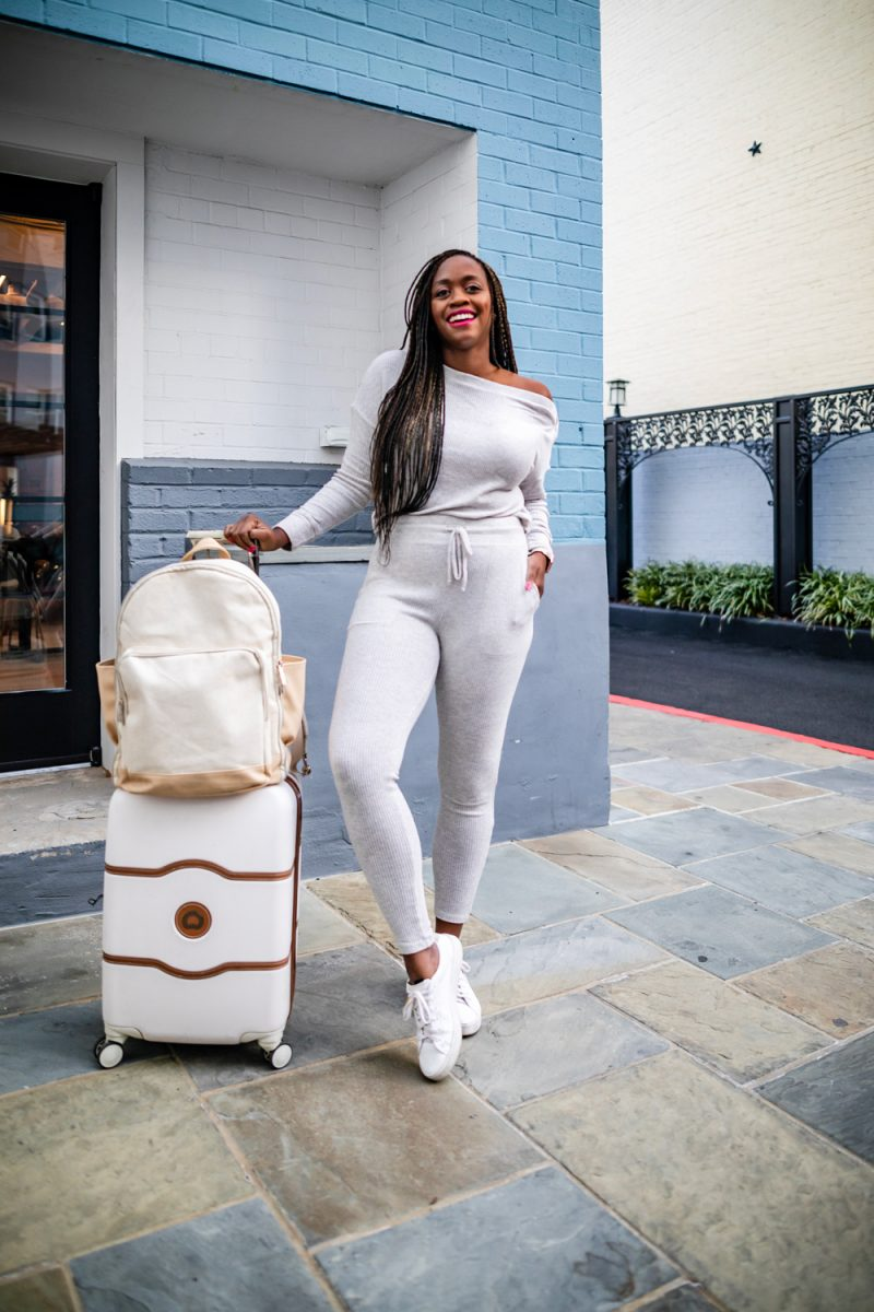 """Delsey Chatelet Plus 21"""" Carry-On Hardside Spinner Suitcase 