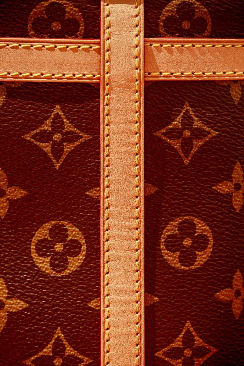 Louis Vuitton Monogram |  Designer Bag by popular D.C. fashion blogger, Alicia Tenise: image of a Louis Vuitton duffle bag.