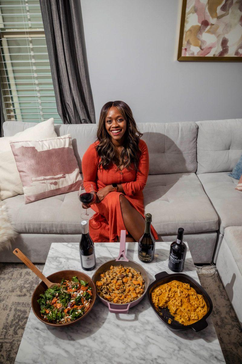 Trader Joe's Fall Food and Wine Pairings