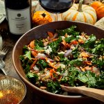 Trader Joe's Warm Sweet Potato Salad Bowl Recipe