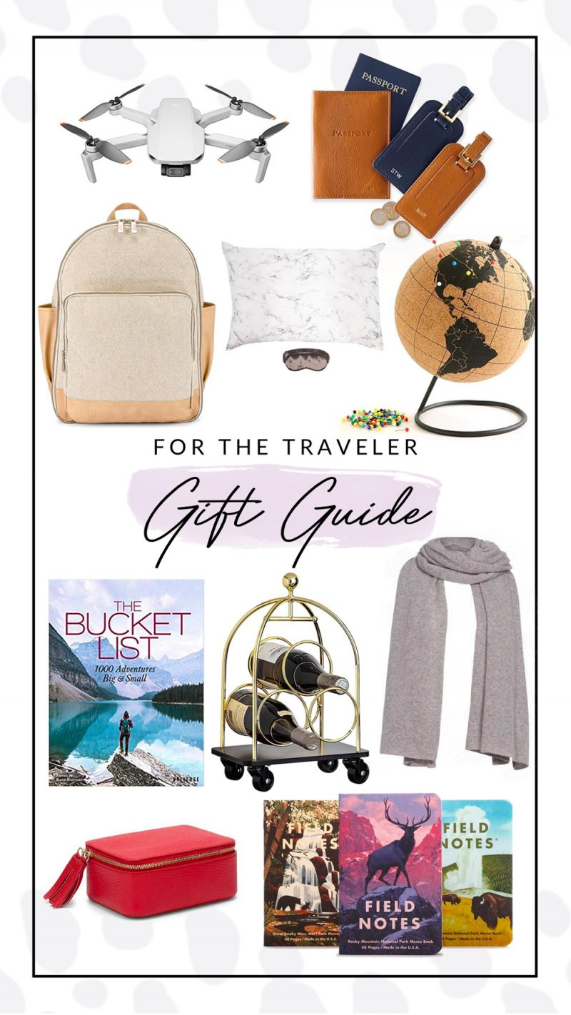 Gift Ideas for the Travel Lover