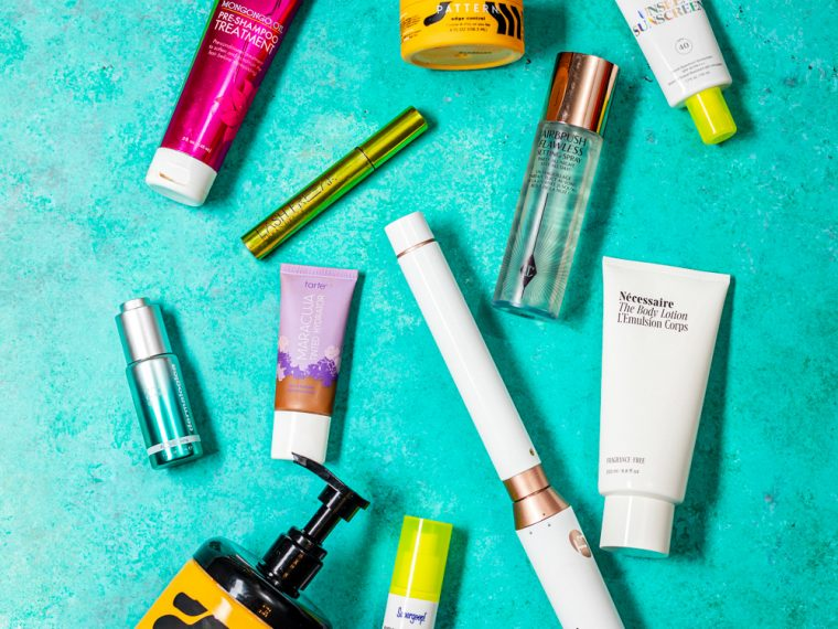 The Best Beauty Products I Tried in 2020