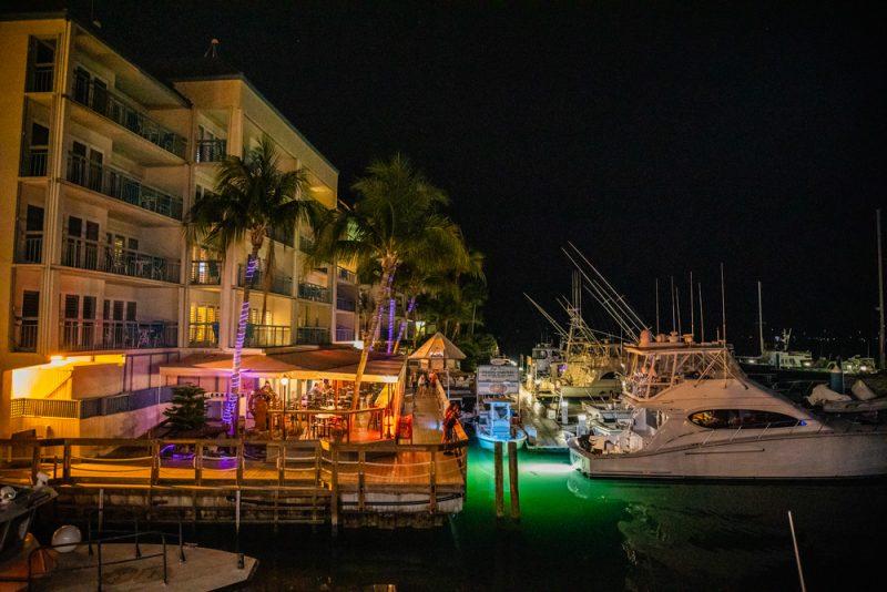 Key West Marina |Florida Keys Road Trip by popular D.C. travel blogger, Alicia Tenise: image of a Key West marina.