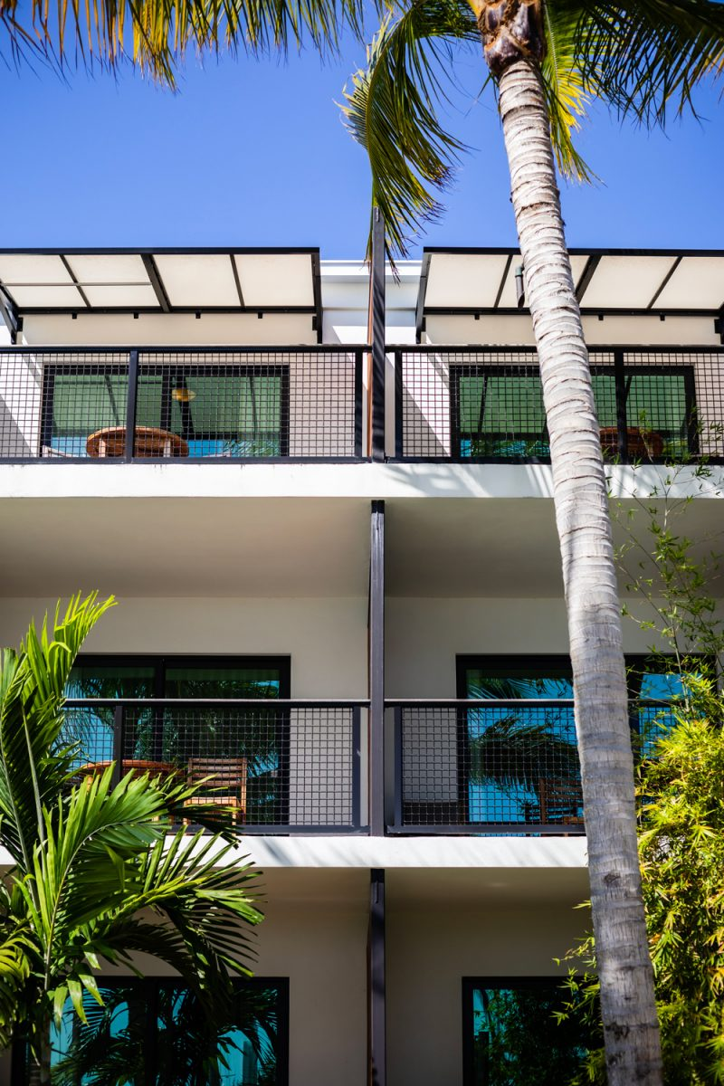 The Perry Hotel Key West |Florida Keys Road Trip by popular D.C. travel blogger, Alicia Tenise: image of the Key West Perry Hotel.