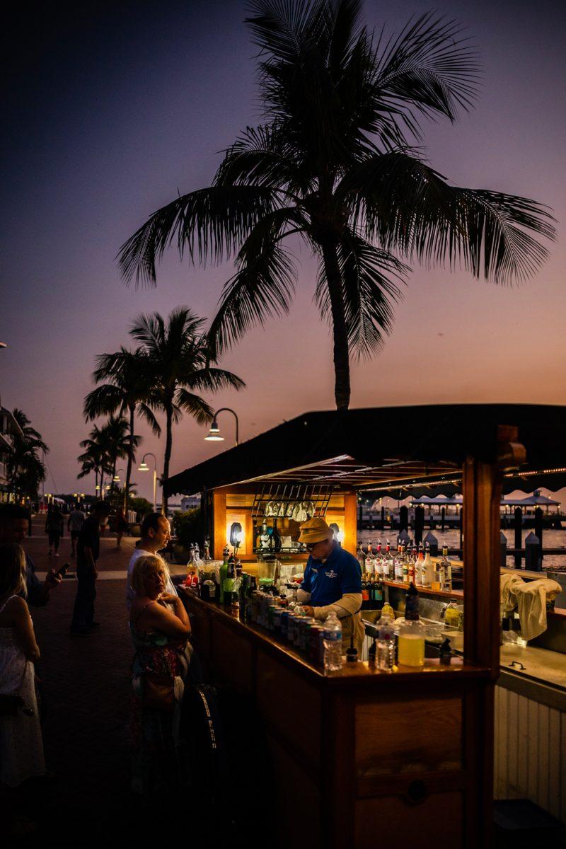 Key West Marina |Florida Keys Road Trip by popular D.C. travel blogger, Alicia Tenise: image of the Key West Marina.