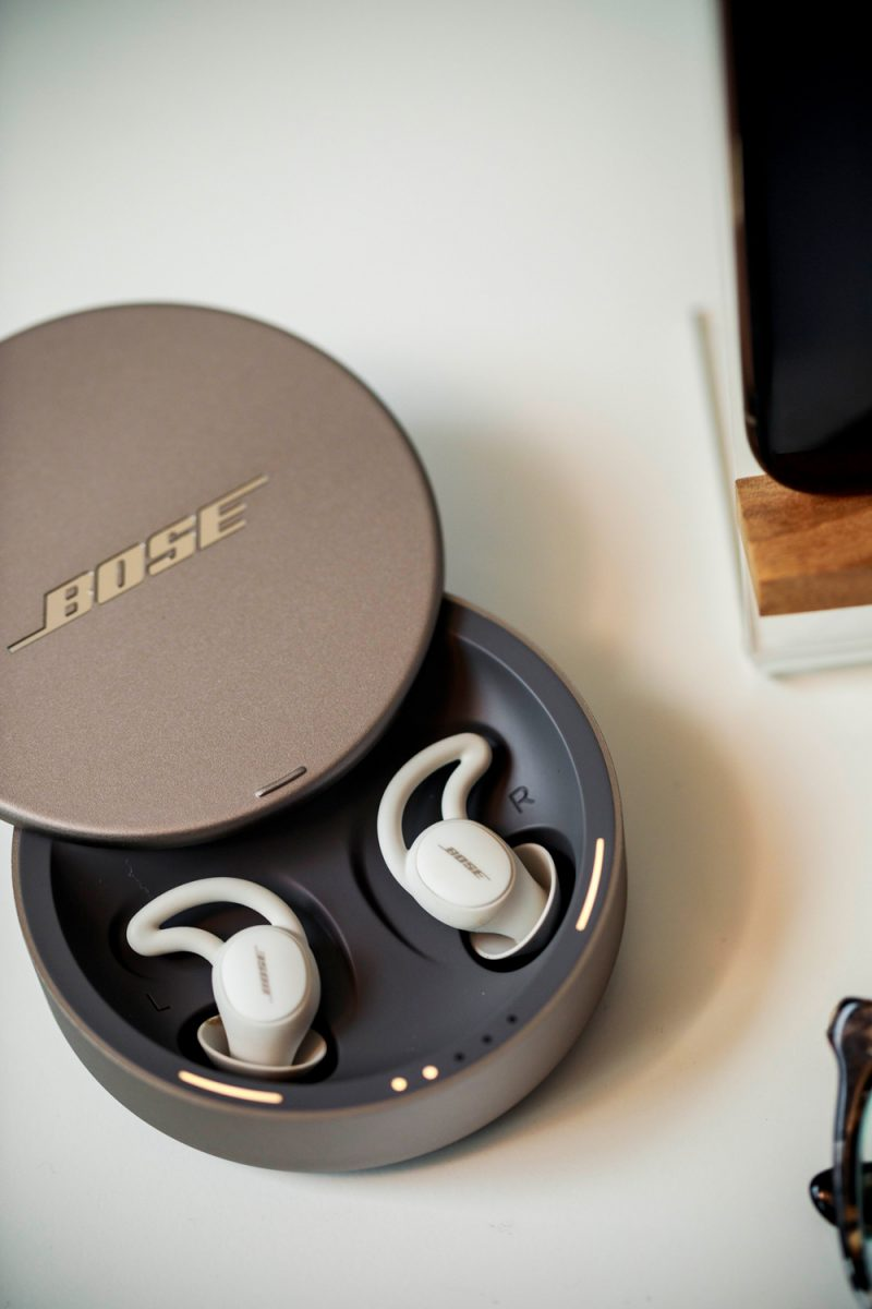 Bose Sleepbuds 2 Review |Bose Sleepbuds 2 by popular D.C. lifestyle blogger, Alicia Tenise: image of Bose Sleepbuds 2.