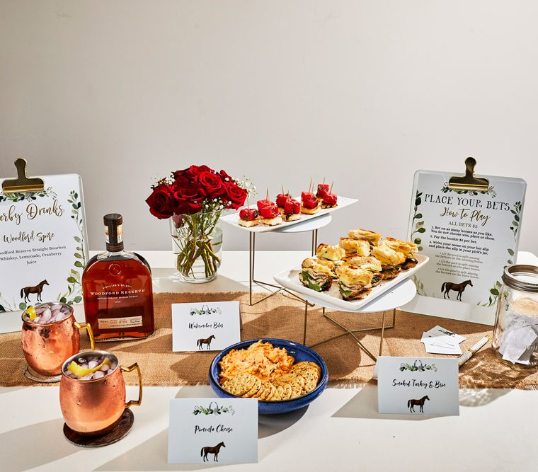Kentucky Derby Party essentials featured by top US lifestyle blogger, Alicia Tenise
