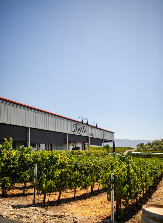 3 Wineries to Visit in the Northern San Diego Area for the Red Wine Lover featured by top LA travel blogger, Alicia Tenise: Doffo Winery Temecula