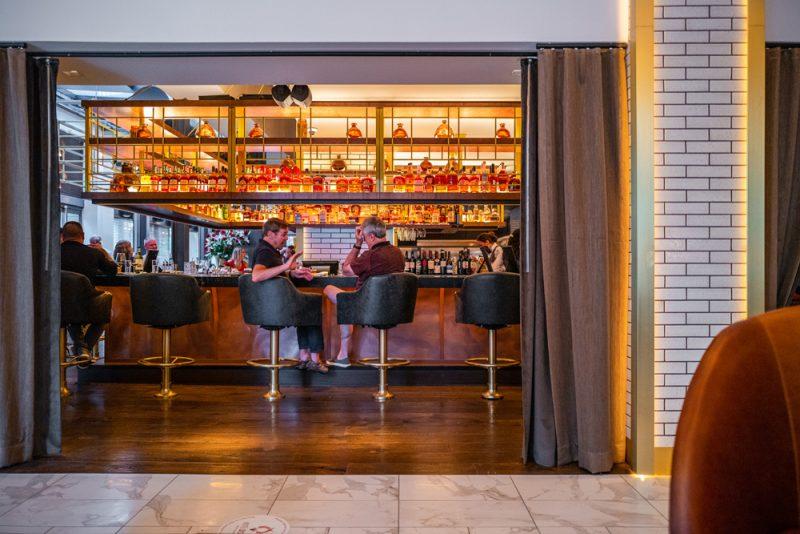 Hotel Distil Louisville KY    Louisville KY Road Trip by popular LA travel blogger, Alicia Tenise: image of Hotel Distil.