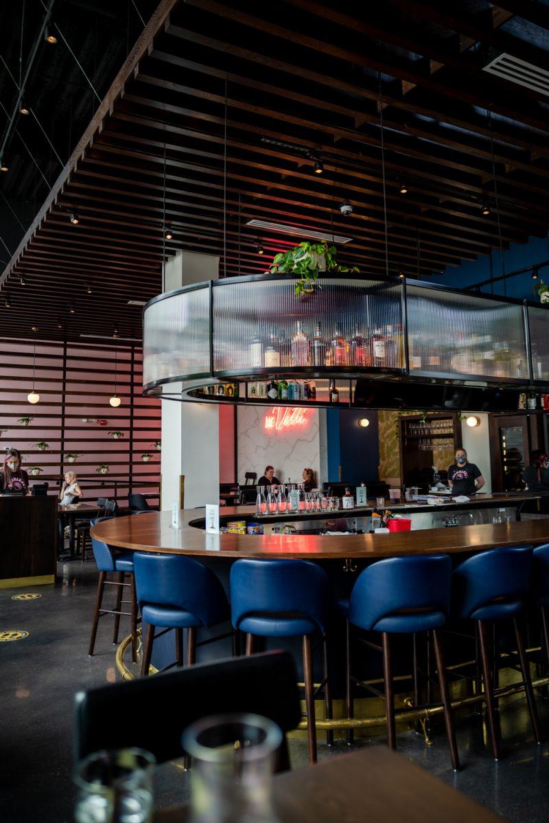 Bar Vetti Louisville    Louisville KY Road Trip by popular LA travel blogger, Alicia Tenise: image of Bar Vetti.
