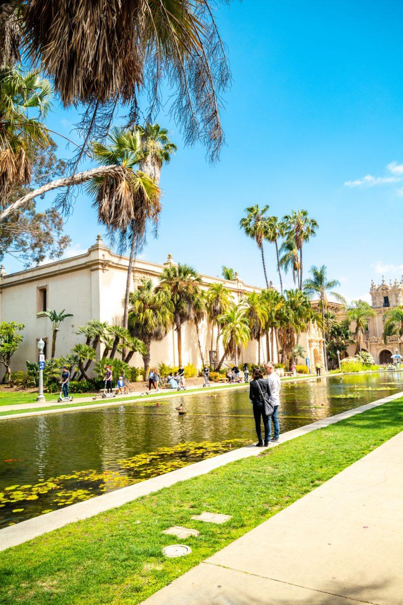 Balboa Park   Packing List by popular LA travel blogger, Alicia Tenise: image of Balboa Park.