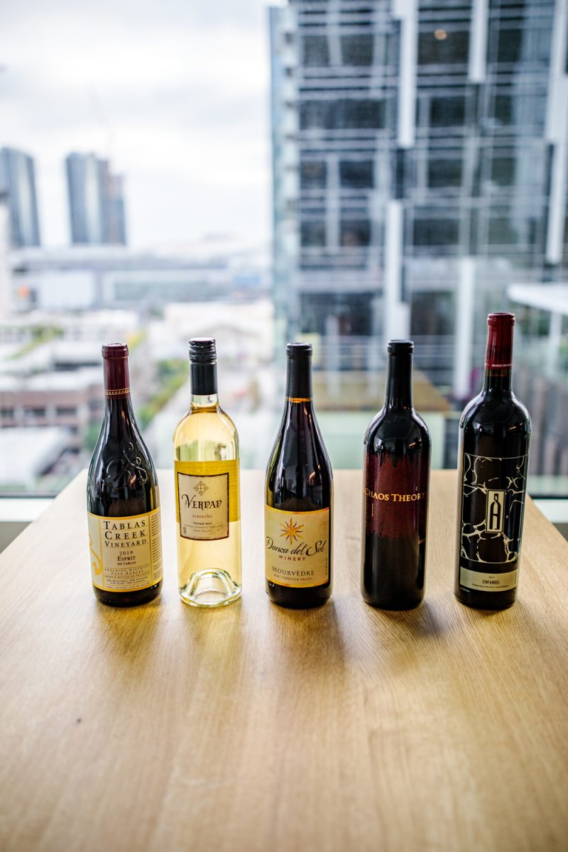 5 Best California Wines You Should Try featured by top LA wine blogger, Alicia Tenise